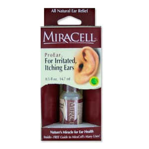 Miracell - Relief For Ears .5 fl oz.