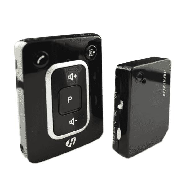 Hansaton Bluetooth Mini-Media Kit